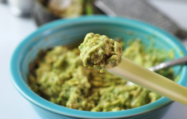 Fast and Easy Guacamole