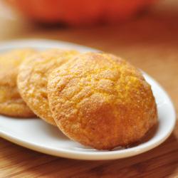 pumpkin snickerdoodle