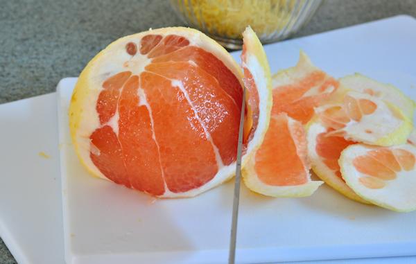 Grapefruit Marmalade | dlyn