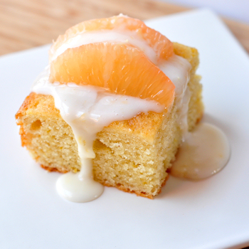 grapefruit tea cake