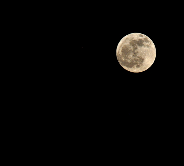 full moon in january